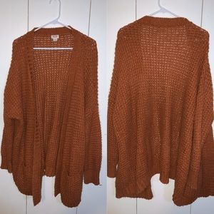 Women's Large Mossimo Supply Co. Knit Cardigan